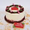 Τούρτα Merry Christmas Red Velvet