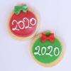 Χριστουγεννιάτικες μπάλες 2020