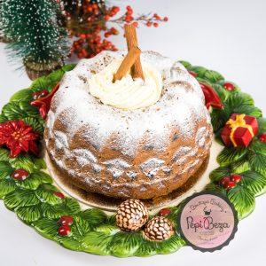 cake milo - kanela