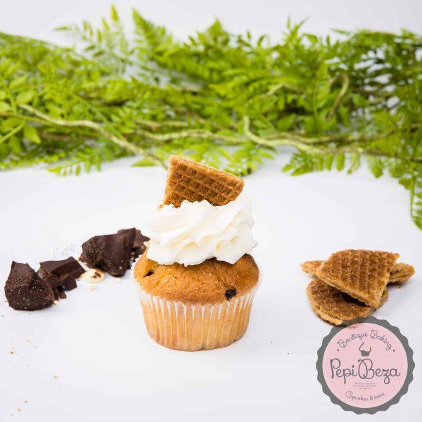cupcake banoffee