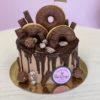 Donuts & Chocolate Cake