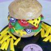 Burger Lover Cake