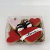 Love Καρδία με φιόγκο ( Συσκευασία Κουτί )