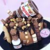 Nutella Party Cake