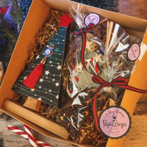 Gift Box Wooden Lucky Tree 2021