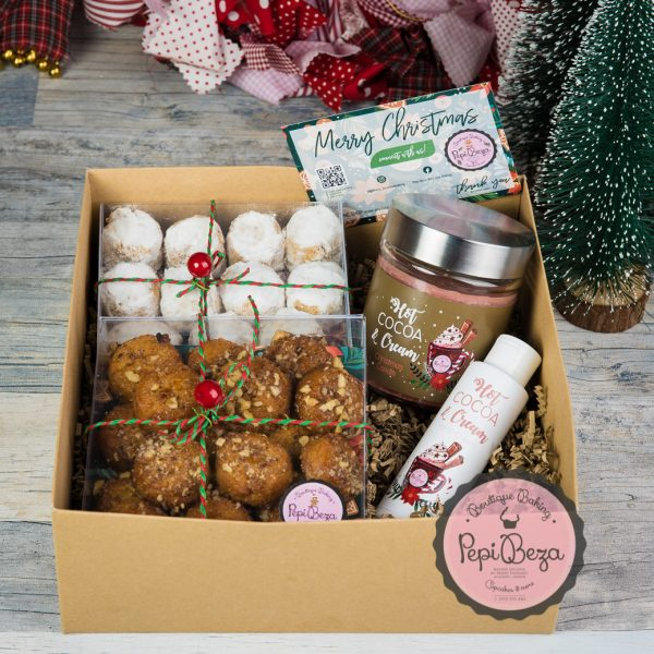Gift Box Grandma's Choice Cocoa Candle