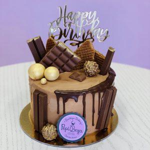 Drip Cake Choco World
