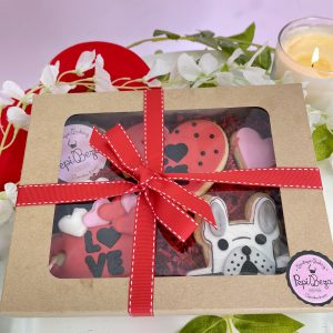 Gift Box Love Dog