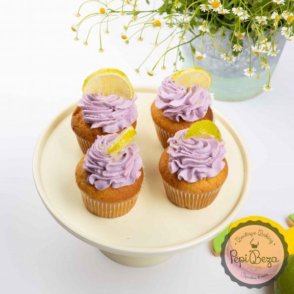 cupcake lemon