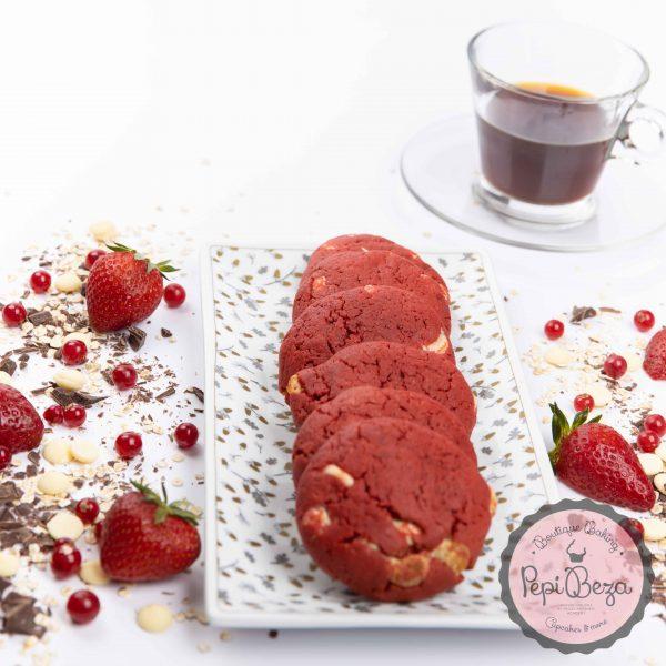 soft cookies red velvet