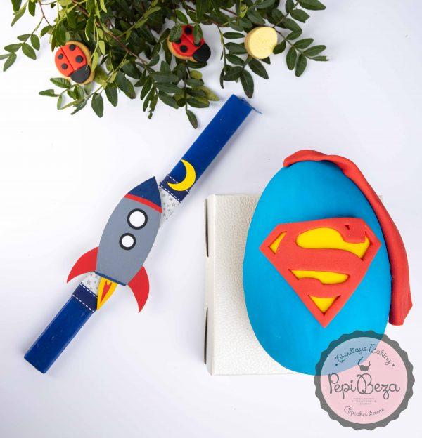 labada superman rocket