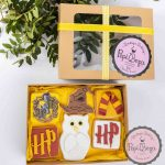 cookie box Harry Potter