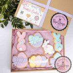 cookie box Kalo pasxa