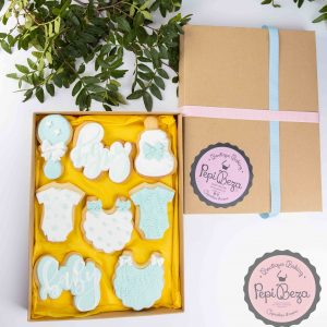 cookie box baby
