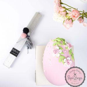 labada roz triantafila