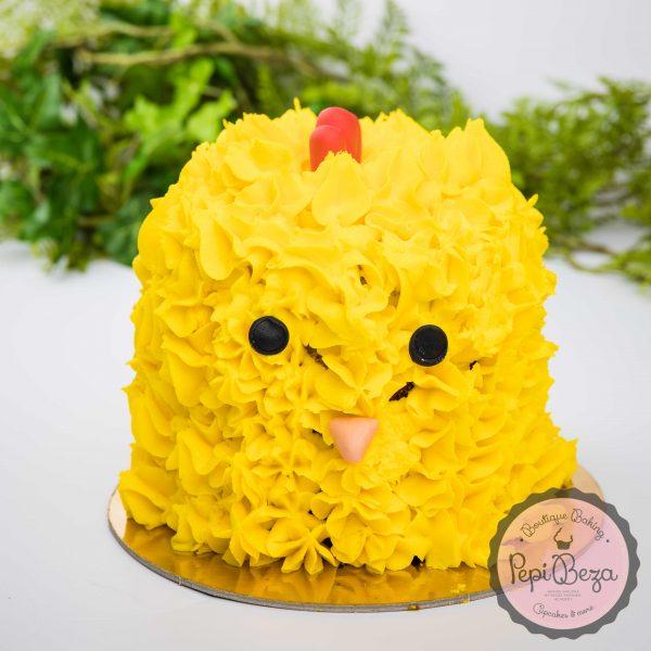 easter duck cake