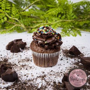 Cupcake Chocolate Temptation